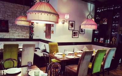 Банкетный зал кафе Мацони на Большой Сухаревской площади фото 2