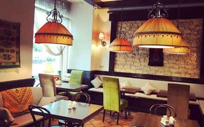 Банкетный зал кафе Мацони на Большой Сухаревской площади фото 3