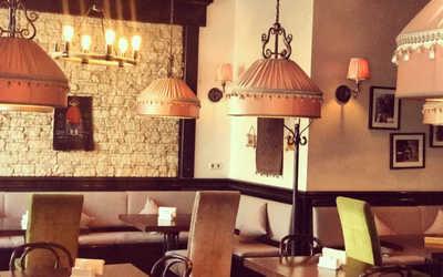 Банкетный зал кафе Мацони на Большой Сухаревской площади фото 1