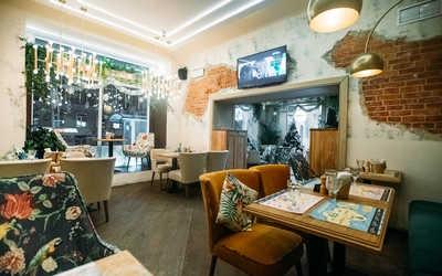 Банкетный зал кафе Кофейня №1 на Садовой улице фото 3