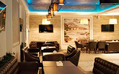 Банкетный зал ресторана Море&More (Море) на улице Родионова фото 2