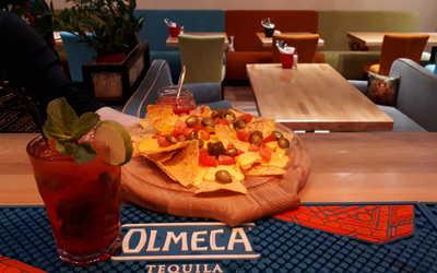 Меню ресторана La Cucaracha (Ла Кукарача) на улице Оптиков фото 1