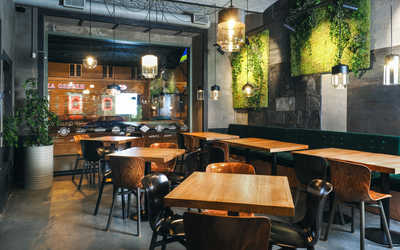 Банкетный зал ресторана Ketch Up (Кетч Ап) на Садовой улице фото 2