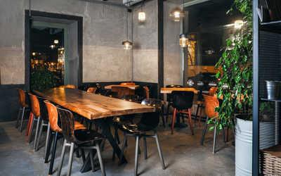 Банкетный зал ресторана Ketch Up (Кетч Ап) на Садовой улице фото 3