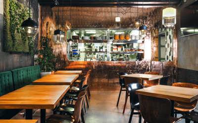 Банкетный зал ресторана Ketch Up (Кетч Ап) на Садовой улице фото 1