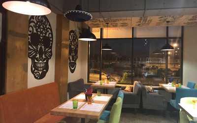 Банкетный зал ресторана La Cucaracha (Ля Кукарача) на Европейском проспекте фото 1
