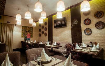Банкетный зал кафе Кинза (КинZа) на Комендантском проспекте фото 3