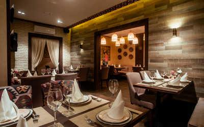 Банкетный зал кафе Кинза (КинZа) на Комендантском проспекте фото 2