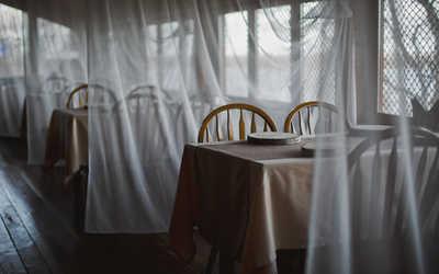 Банкетный зал ресторана Бурлацкая Слободка на Георгиевском Съезде фото 2