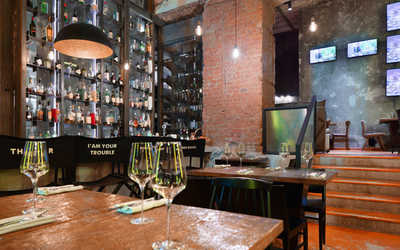 Банкетный зал ресторана Carne/Vino (Карне/Вино) на улице Кузнецкий Мост фото 1