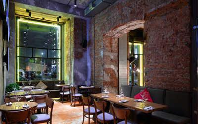 Банкетный зал ресторана Carne/Vino (Карне/Вино) на улице Кузнецкий Мост фото 3