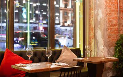 Банкетный зал ресторана Carne/Vino (Карне/Вино) на улице Кузнецкий Мост фото 2