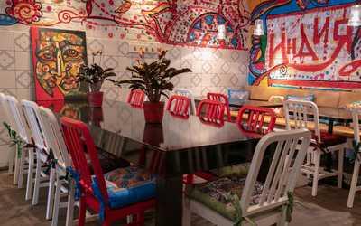 Банкетный зал ресторана Dalla Masala в Калашном переулке фото 3