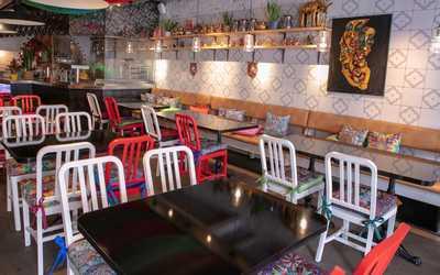 Банкетный зал ресторана Dalla Masala в Калашном переулке фото 2