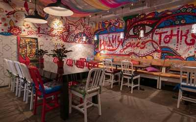 Банкетный зал ресторана Dalla Masala в Калашном переулке фото 1