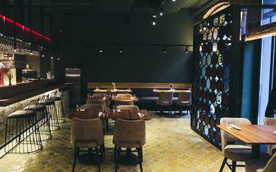 Банкетный зал ресторана Buba by Sumosan на улице Льва Толстого фото 3