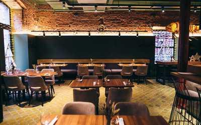 Банкетный зал ресторана Buba by Sumosan на улице Льва Толстого фото 1