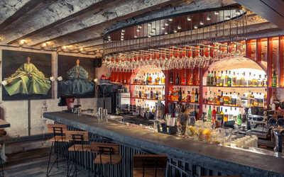 Банкетный зал ресторана Жан Хуан Лу на улице Ленина фото 2