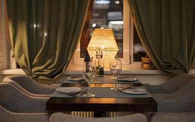 Банкетный зал ресторана Модильяни на Малой Десятинной улице фото 1