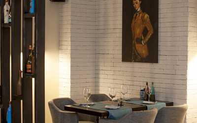 Банкетный зал ресторана Модильяни на Малой Десятинной улице фото 2