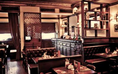 Банкетный зал ресторана Гамбринус на 1-й Тверской-Ямской улице фото 3