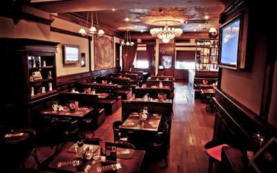Банкетный зал ресторана Гамбринус на 1-й Тверской-Ямской улице фото 1