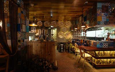 Банкетный зал ресторана Чайхона №1 Тимура Ланского на Новом Арбате фото 1