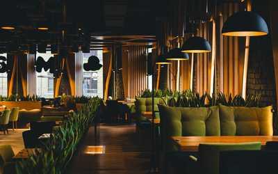 Банкетный зал кафе Манеки (Maneki) на Сенной площади фото 2