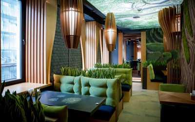 Банкетный зал кафе Манеки (Maneki) на Сенной площади фото 3