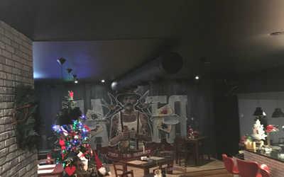 Банкетный зал ресторана The Батя (The Batya) на набережной реки Фонтанки фото 3