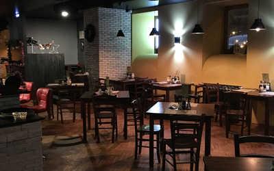 Банкетный зал ресторана The Батя (The Batya) на набережной реки Фонтанки фото 1