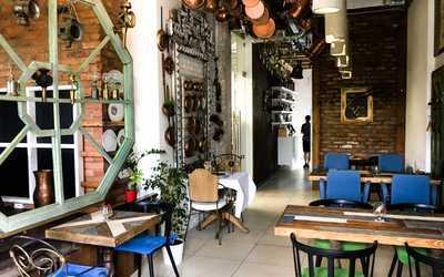 Банкетный зал ресторана МЕДЬ на улице Желябова фото 1