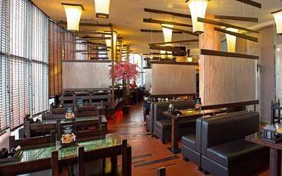 Банкетный зал ресторана Дель Мар на улице Октября фото 2