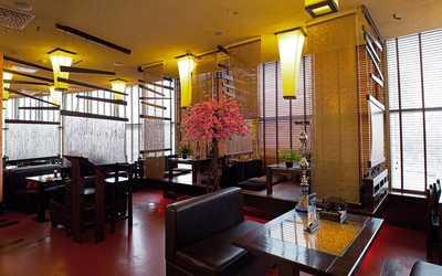 Банкетный зал ресторана Дель Мар на улице Октября фото 3