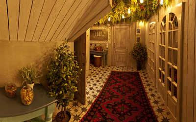 Банкетный зал ресторана Чайхана Чабрец на Ленинском проспекте фото 3