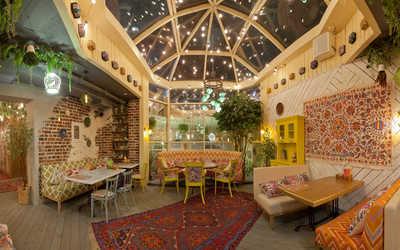 Банкетный зал ресторана Чайхана Чабрец на Ленинском проспекте фото 1