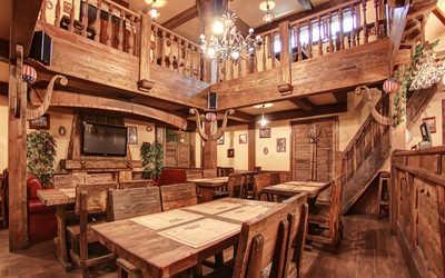 Банкетный зал ресторана Америка на Индустриальном проспекте фото 1