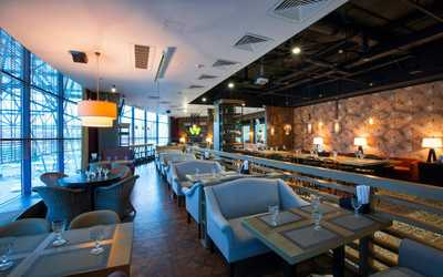 Банкетный зал ресторана Bora Bora (Бора Бора) на Ореховом бульваре фото 2