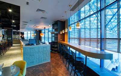 Банкетный зал ресторана Bora Bora (Бора Бора) на Ореховом бульваре фото 3