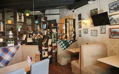 Банкеты кафе Крекер на улице Академика Бардина фото 2
