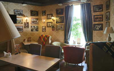 Банкеты кафе Крекер на улице Академика Бардина фото 1