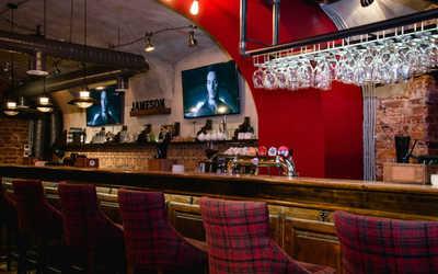 Банкетный зал бара Биржа в Биржевом переулке фото 2