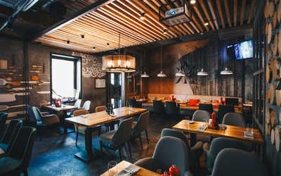 Банкеты ресторана Жаровня в Стремянном переулке фото 1