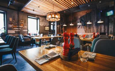 Банкеты ресторана Жаровня в Стремянном переулке фото 2