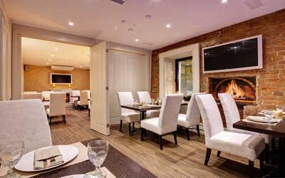 Банкетный зал ресторана Абрамов (Абрамовъ) на Большой Полянке фото 2