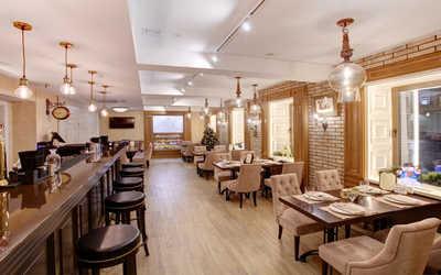 Банкетный зал ресторана Абрамов (Абрамовъ) на Большой Полянке фото 3