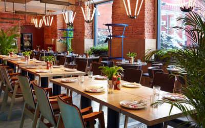 Банкетный зал ресторана Краббер (Crabber) в Берсеневском переулке фото 2