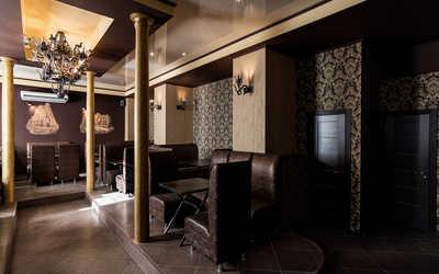 Банкетный зал кафе Грильяж на Октябрьской улице фото 3