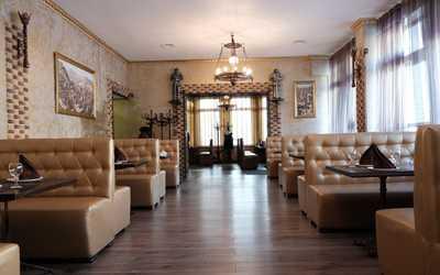 Банкетный зал кафе АРГО на Варшавском шоссе фото 3