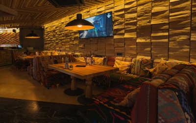 Банкетный зал ресторана Чайхона №1 на Новослободской фото 3